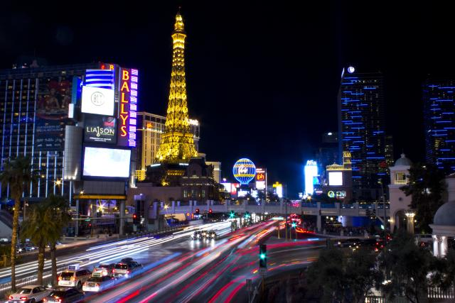 24 Hours in Las Vegas