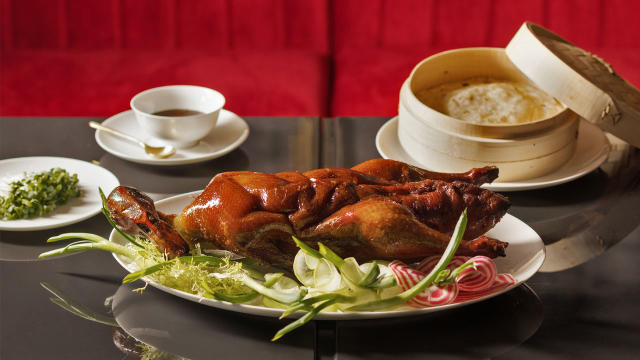 Red Plate Whole Peking Duck