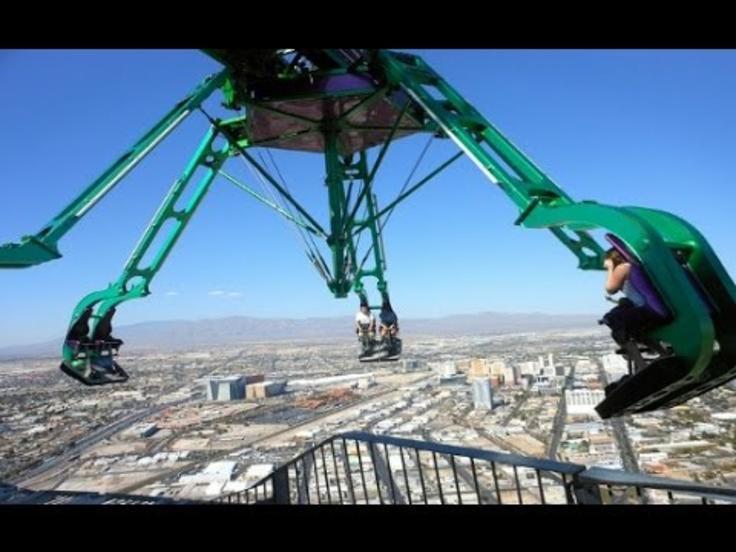 Worlds Craziest Rollercoaster