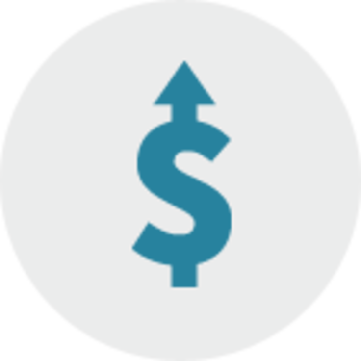 money sign graphic