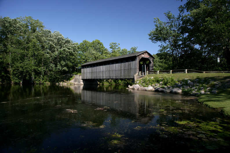 Fallasburg Park Offers Plenty Amenities Including Three Playgrounds Fishing Disc Golf Hiking Trails And A Bridge Built In 1871 That You Can Still Drive