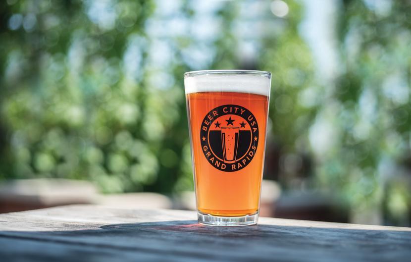 "Grand Rapids was named ""America's Best Beer Scene"" for 2016"