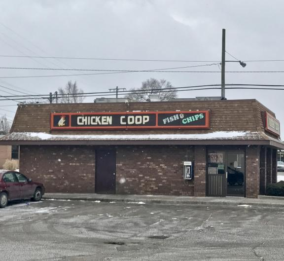 Cheniqua Pinder owns the Chicken Coop, a regional chain, on Kalamazoo Avenue.