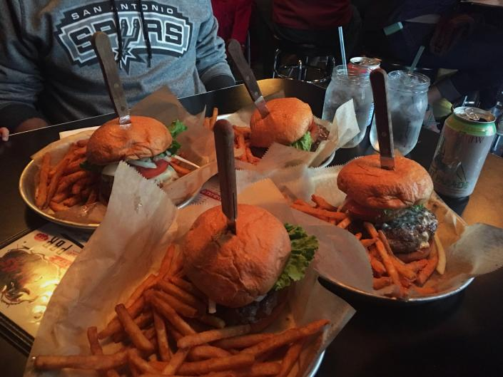 """""""Hands down, it's Stella's burgers...The best!"""" Marvin E. Thomas on Facebook"""