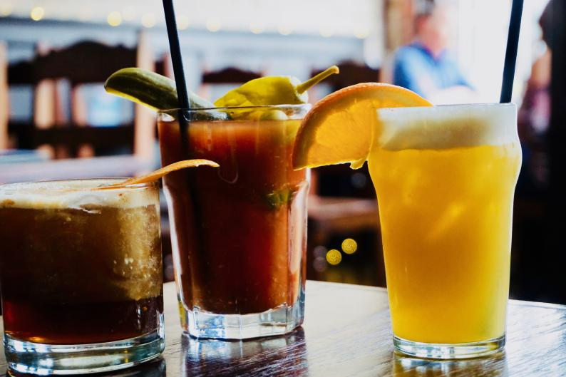 Graydon's Crossing Brunch Bloody Mary and More