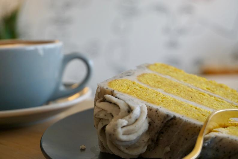 Anyone with almost any dietary restriction can enjoy coffee and dessert at Rise + Squibb.