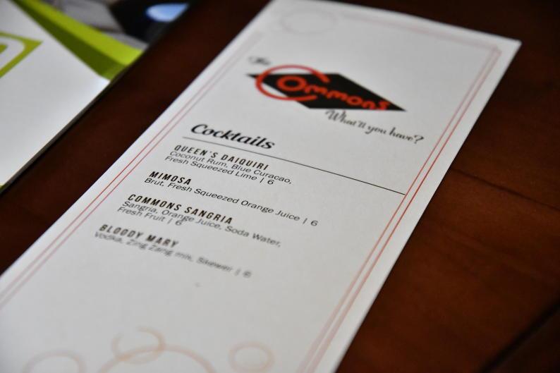 Each Drag Brunch GR venue creates special brunch menus for food and cocktails.