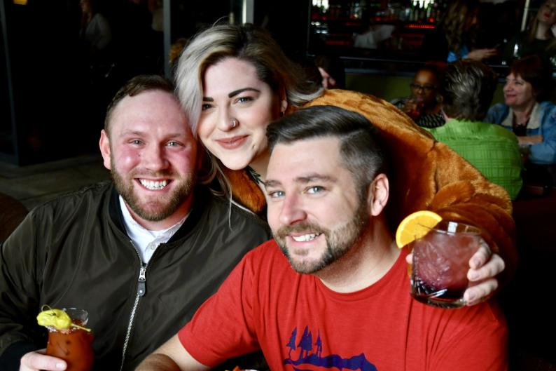 Drag Brunch GR is perfect for groups, or even just a few friends looking for something fun to do on a Sunday.