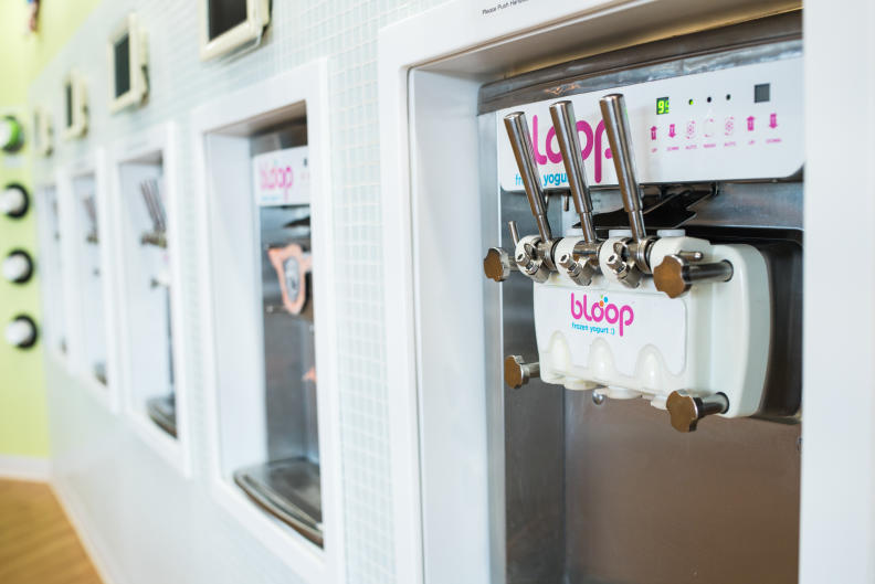 What's your favorite frozen yogurt flavor at Bloop Frozen Yogurt?