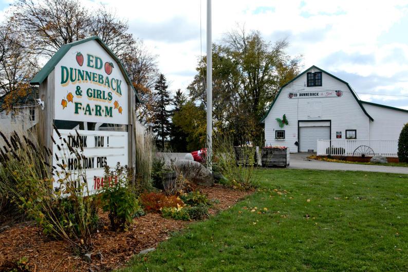 Dunneback Farms near Grand Rapids