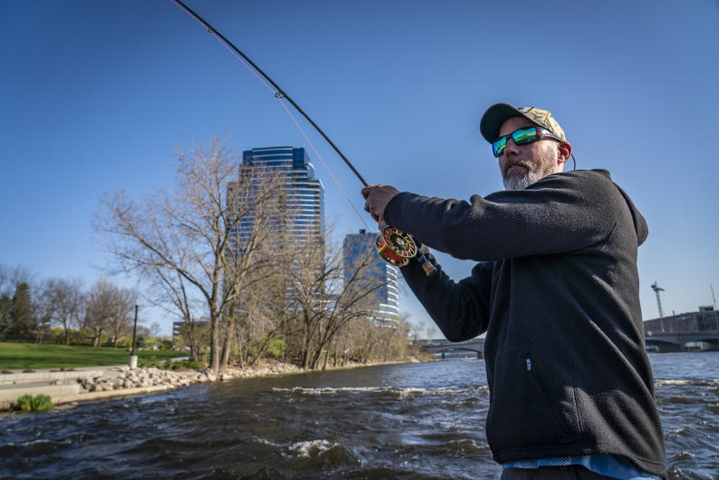 Guide to Fishing in Grand Rapids | Fishing Spots Near Grand Rapids