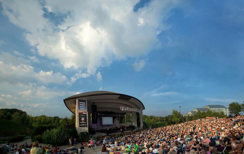Frederik Meijer Gardens & Sculpture Park Summer Concert Series