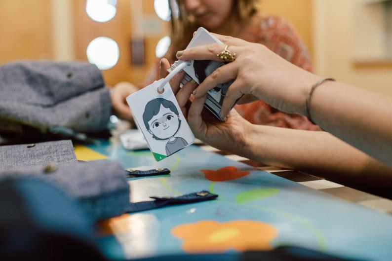 Grand Rapids Children's Museum offers a sensory-friendly play area.