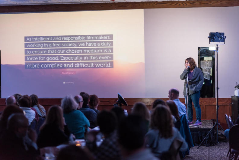Since its origination in 2009, the Grand Rapids Film Festival has used a community-focused approach to celebrate the many aspects of film and film production.