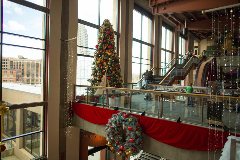 The science of Michigan winter is a major focus during the Grand Rapids Public Museum's winter break programs.