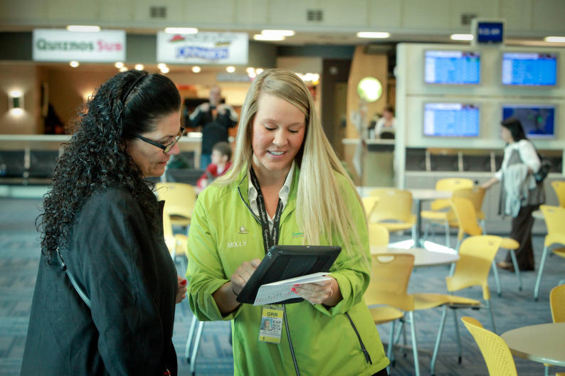 Airport Customer Service