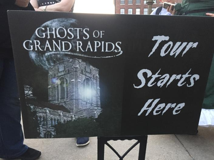 Ghosts of GR tour