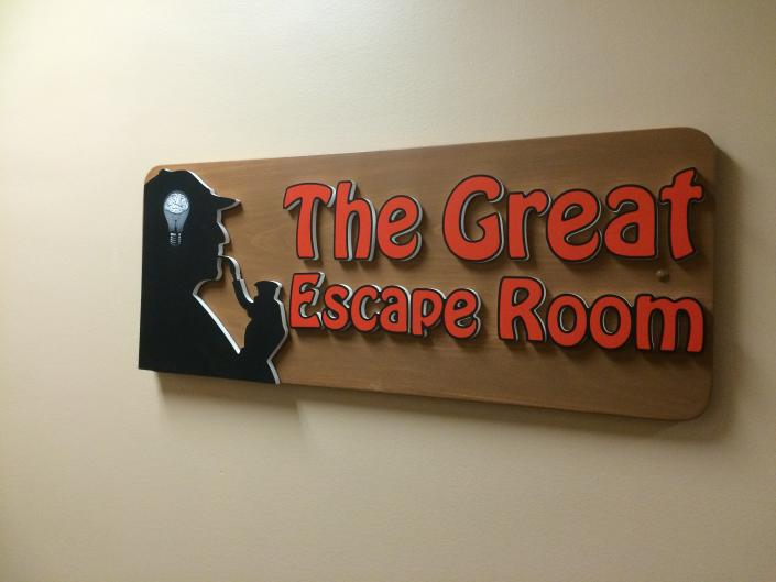 Escape rooms offer a great puzzle-solving activity for groups, team building, and parties.