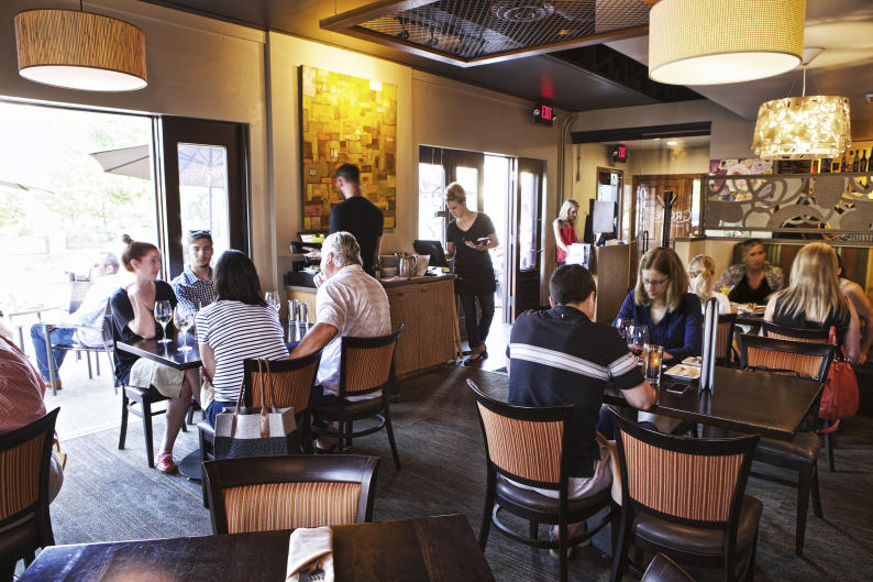 Try Grove's award-winning cuisine for Sunday brunch, lunch, or dinner.
