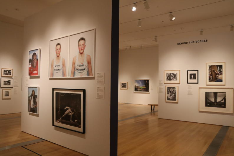 """""""Who Shot Sports"""" features 200 sports photographs taken by photographers across six continents over the past 175 years."""