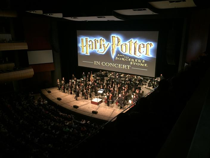 The Grand Rapids Symphony is known for bringing kid-friendly classics, like Harry Potter and Pokemon, to life at the DeVos Performance Hall.
