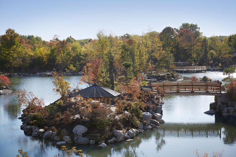 Getting to explore the Japanese Garden at Frederik Meijer Gardens & Sculpture Park is just one of the benefits of hosting your meeting there.