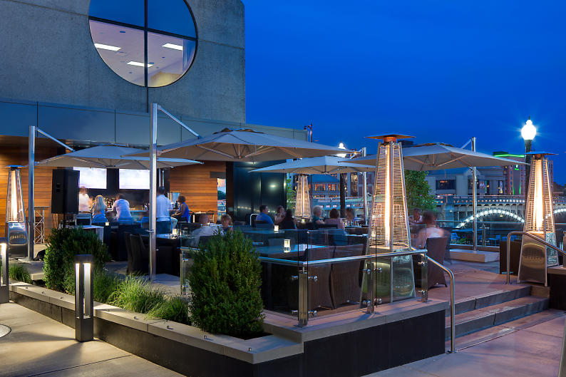 The Kitchen by Wolfgang Puck patio