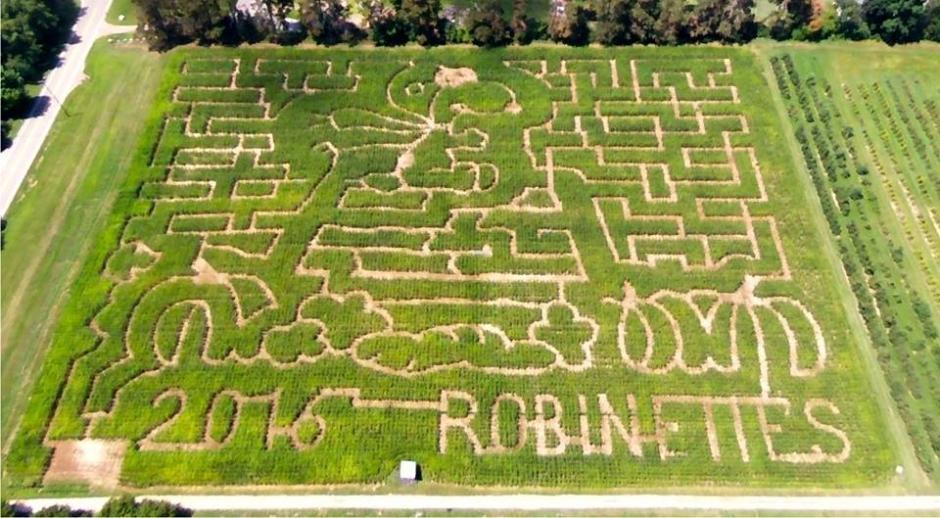 Robinette's Corn Maze