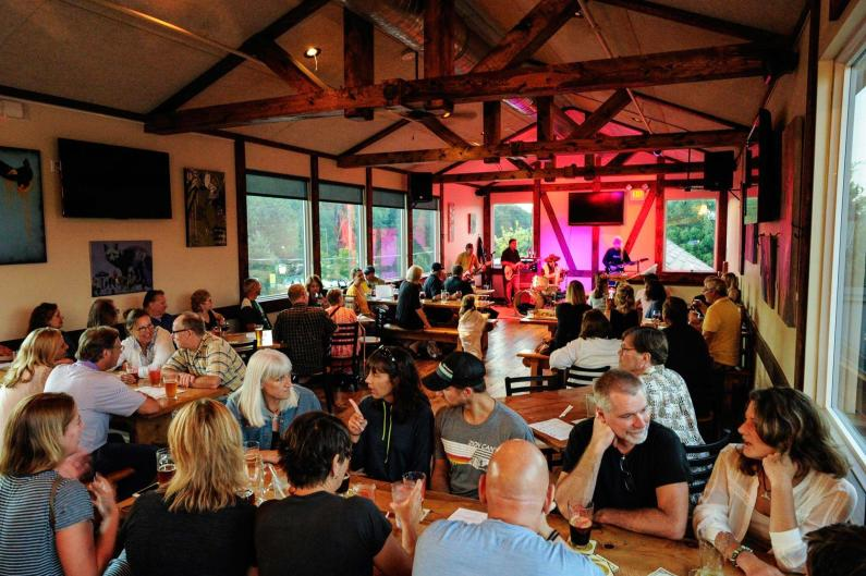 Did You Know: Rockford Brewing Co. is also known as a live music and artist venue.