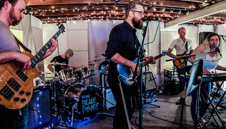 Are you a fan of blues, indie, or hard rock musicians? If so, The Blue Pines will bring music to your ears.