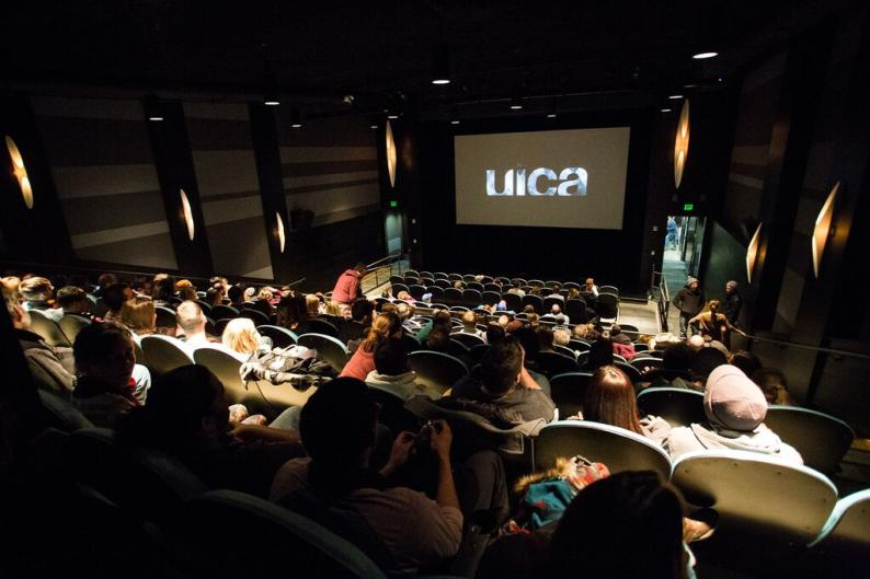 Have a cinematic experience unlike any other at the Urban Institute for Contemporary Arts.