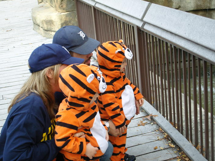 Experience trick-or-treating with the animals, and the whole family, at Zoo Goes Boo at the John Ball Zoo.