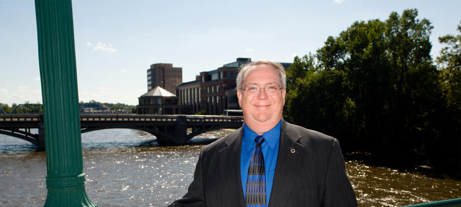 Bob Snyders, former Experience Grand Rapids National Sales Director