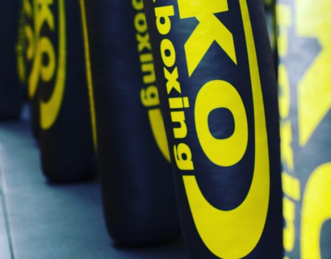 CKO Kickboxing has two boutique gyms in Grand Rapids.