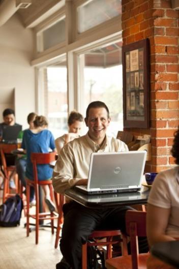 Think! Social Media Strategist & Educator, Dave Serino