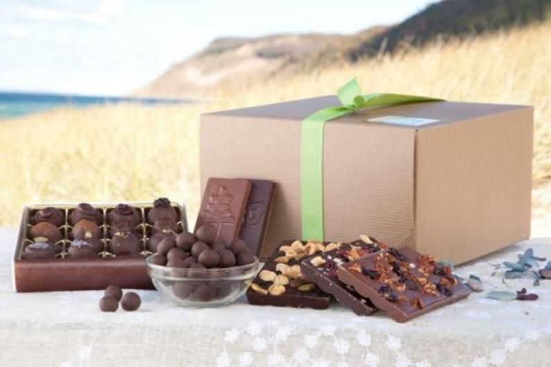 Yummy Grocer's Daughter Chocolates