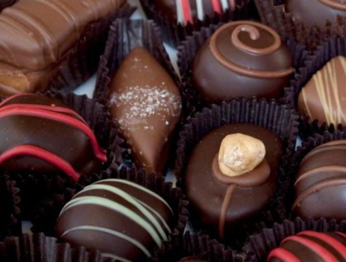 A few of Mary Ann Chocolate's delicious treats