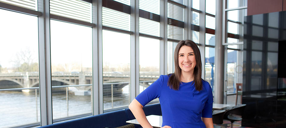 Kelly McGrail, Director of Marketing for Experience Grand Rapids