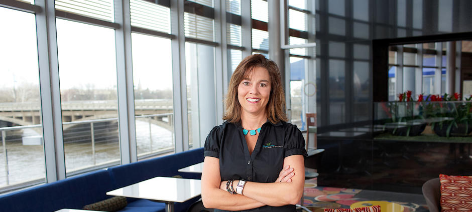 Nancy Ruppert, Convention Development Manager for Experience Grand Rapids