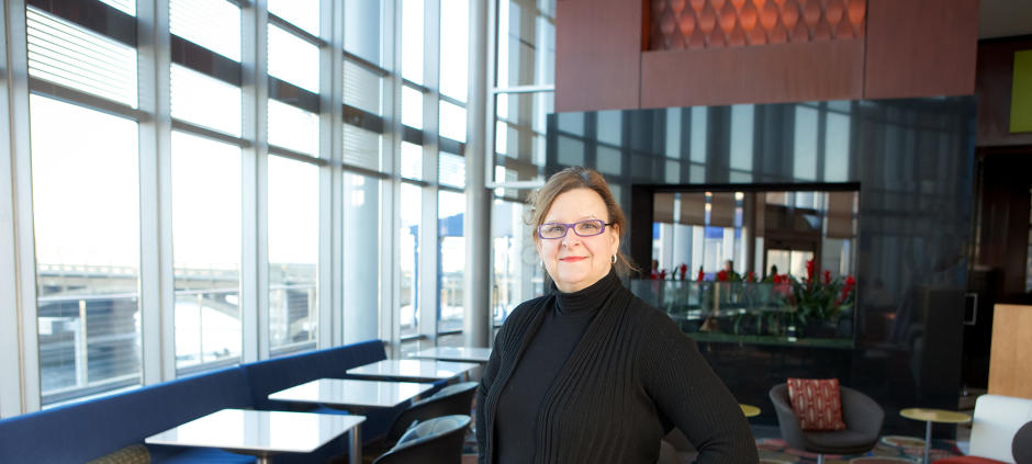 Nina Fox, Convention Services Specialist for Experience Grand Rapids