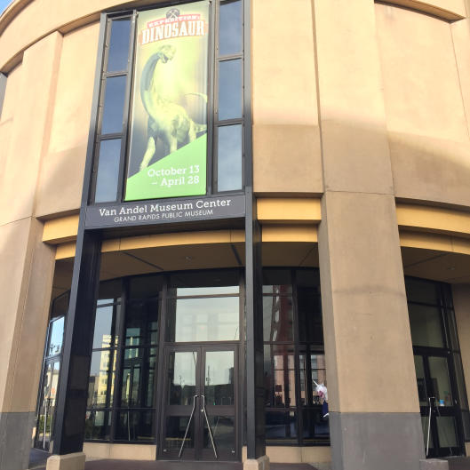 The Grand Rapids Public Museum is home to three floors of science, history and culture – and magic?