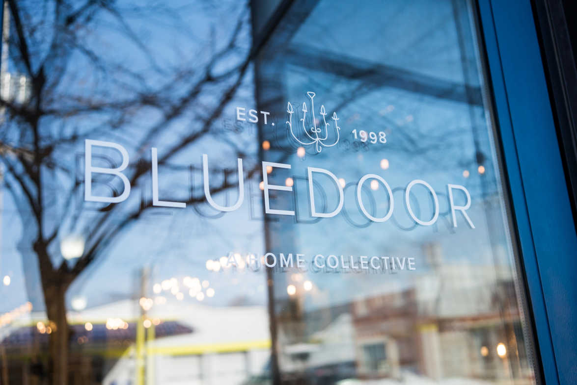 Follow Bluedoor Antiques & Elements on Instagram for a boost of creativity  and inspiration. Photo Credit: Experience Grand Rapids - Grand Rapids Home Décor Stores Antique Stores Grand Rapids