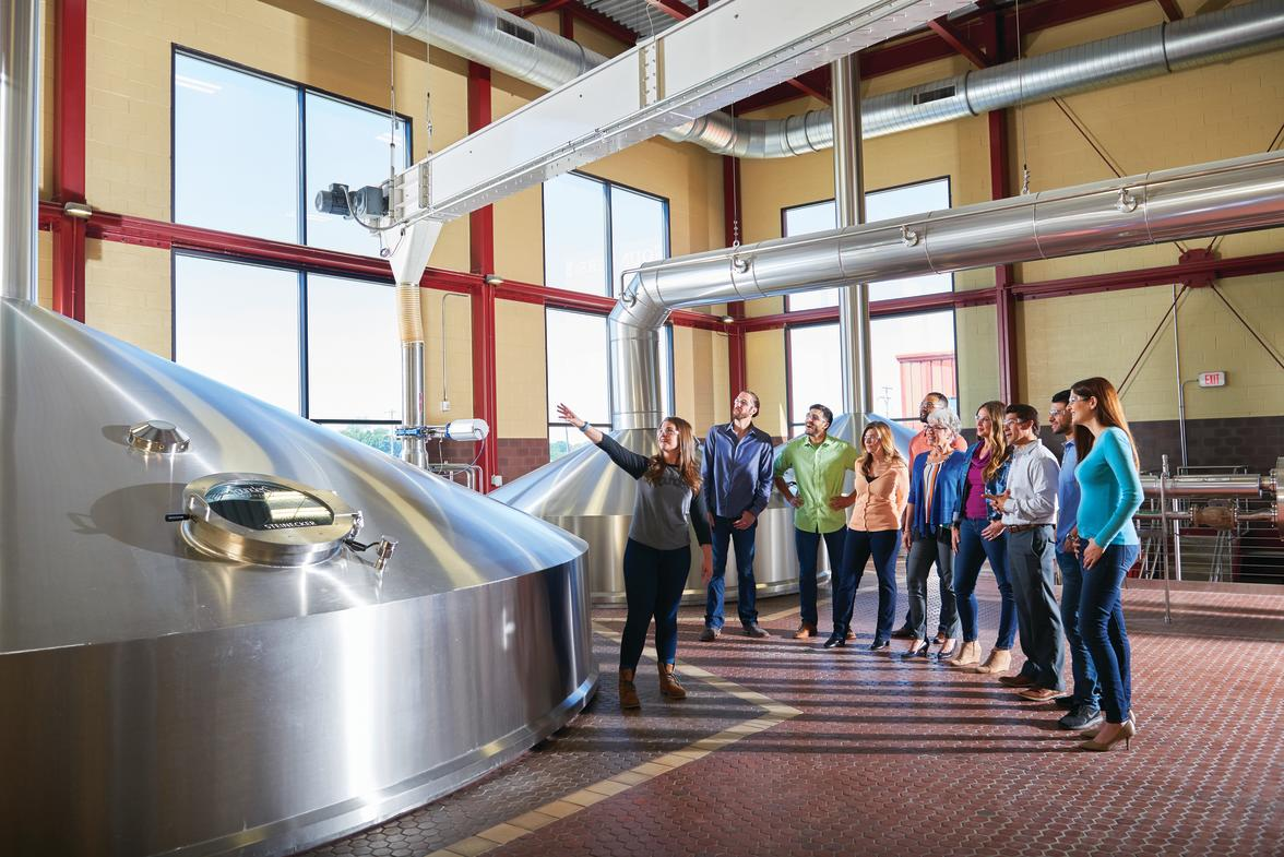 Founders' offers brewery tours Wednesday through Sunday.