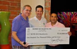 Bunnies on the Bayou Gives Record $110,000 to Local Charities