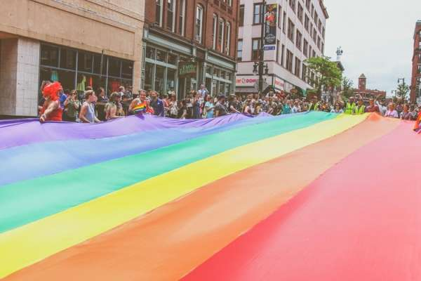 The Woodlands First Pride Festival