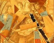 kurt schwitters color and collage