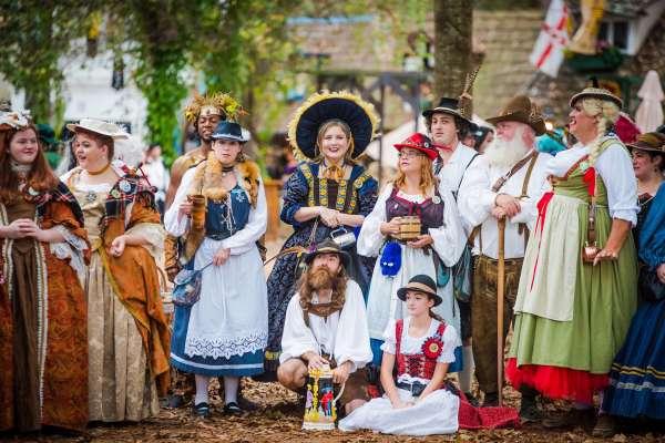 7 cosas que debes hacer en el Texas Renaissance Festival