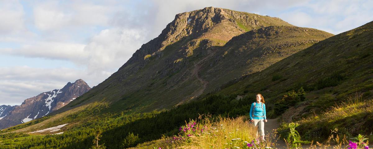 Flattop Mountain Visit Anchorage