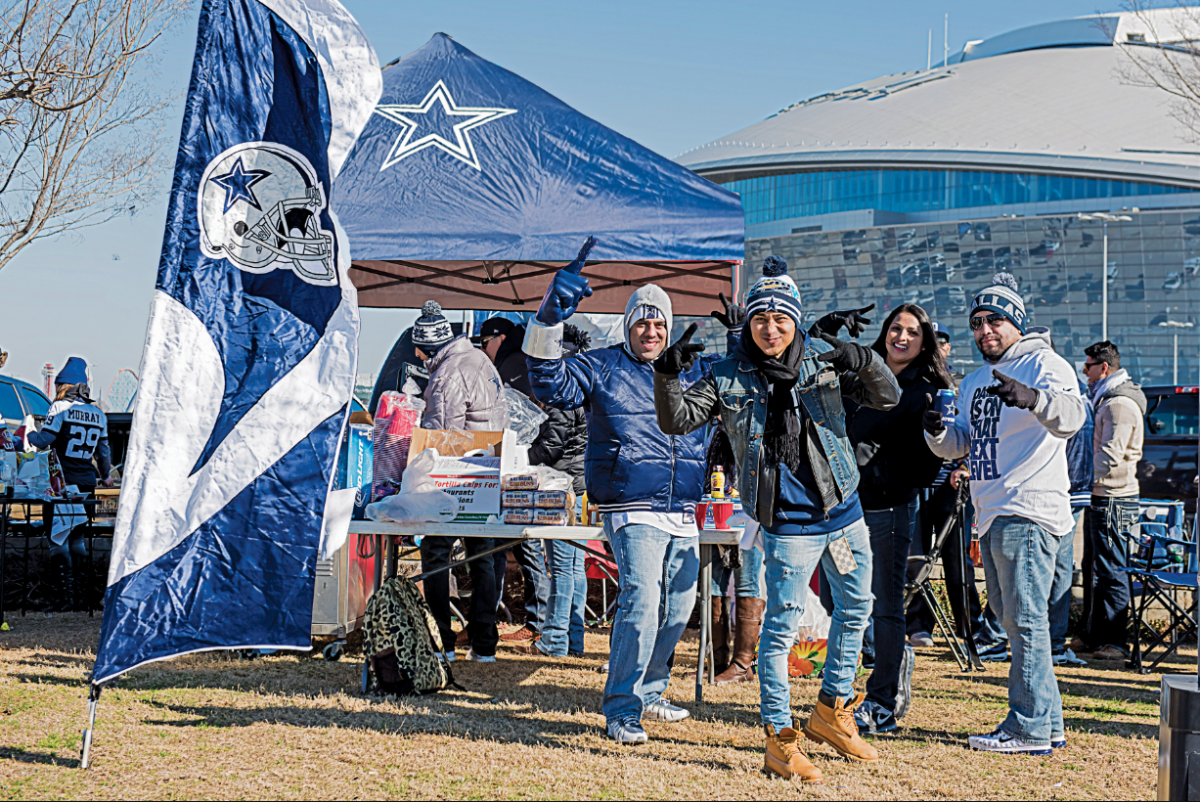 7 Tailgating Tips For At Amp T Stadium That Will Help You