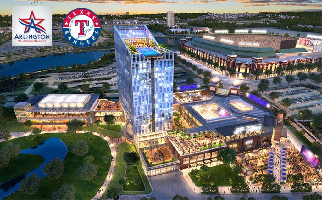 Texas Live Entertainment Complex Arlington Texas